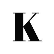 Logo Etude de K noir